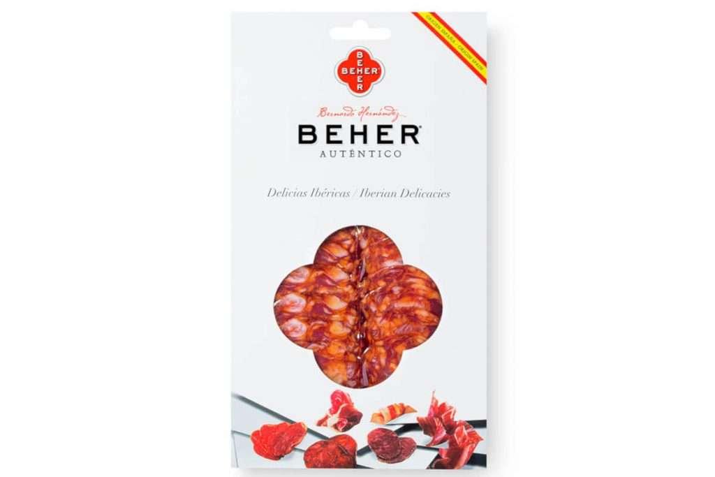 Iberico de Bellota Chorizo slices