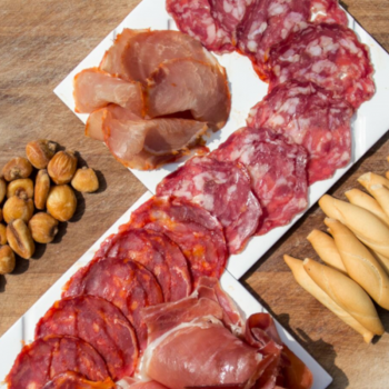 SERRANO CHARCUTERIE ASSORTMENT
