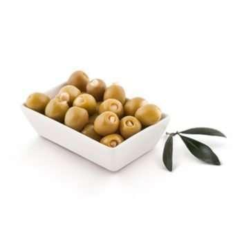 GARLIC STUFFED MANZANILLA OLIVES