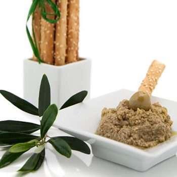 Green Manzanilla Olive pate