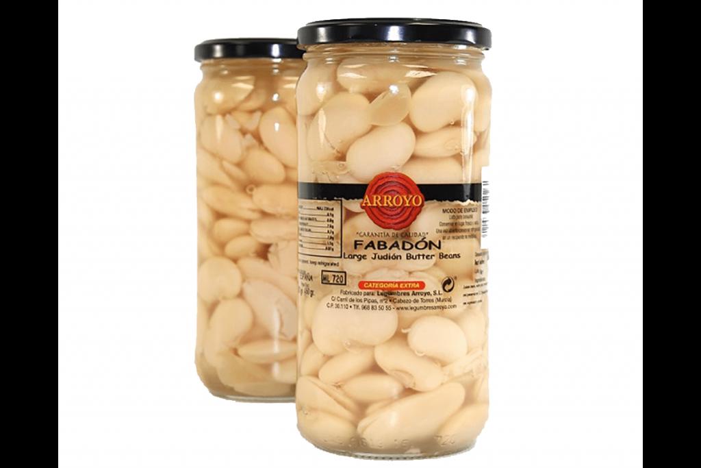 Judion De La Granja white beans