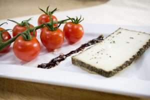 Goats cheese with Rosemary