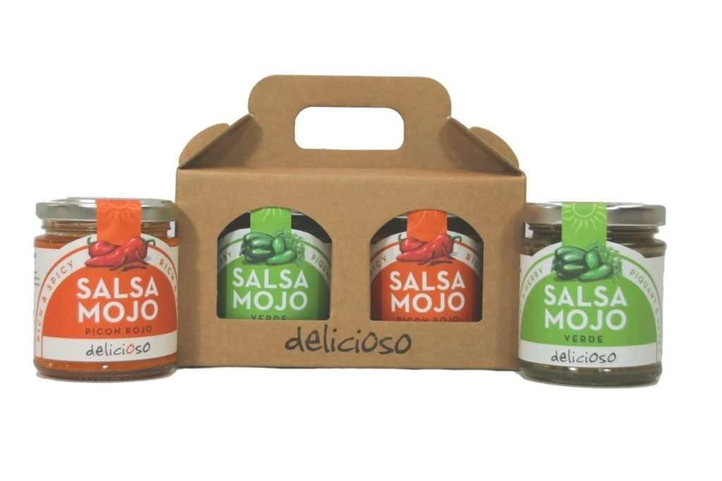 Delicioso mojo salsa gift pack