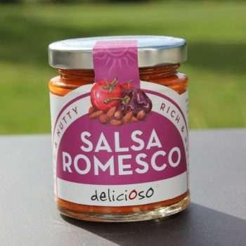 salsa romesco delicioso