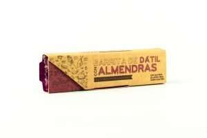 Date and Almond Snack Bar