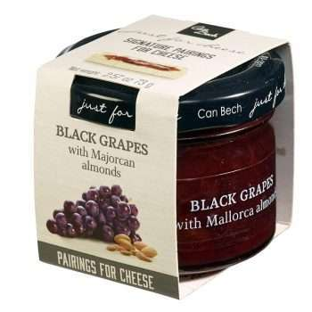 F70 Black Grapes and Mallorcan Almonds