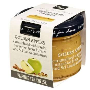 F71 Golden Apples, Pistachios and Cinnamon
