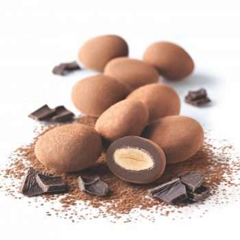 catanies dark chocolate almonds