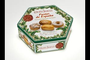 Spanish delights tins