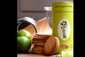 natural vegan biscuit